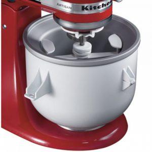 Gelatiera kitchenaid riesce a preparare ben 1 9 l di gelato for Gelatiera girmi